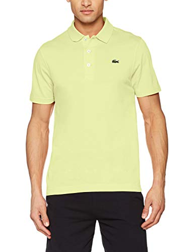 Lacoste Men's Polo Shirt - Long-Sleeve