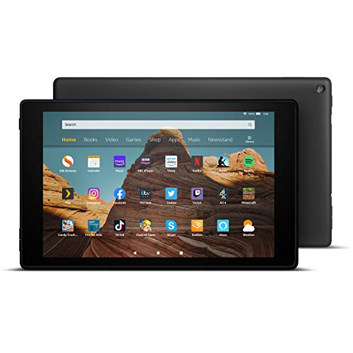 Fire HD-10 Tablet Black