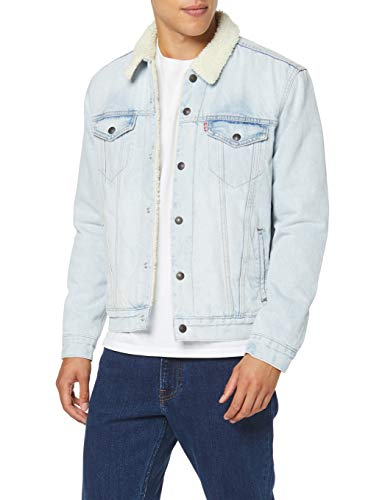 Levi's-Men's Sherpa Trucker Jacket