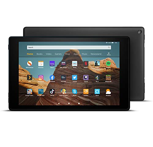 All-new Fire Tablet Black