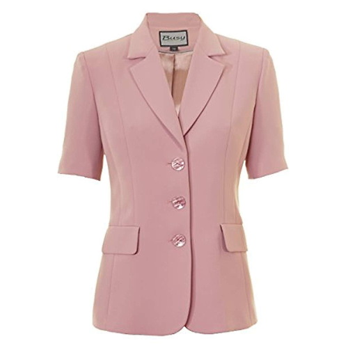Women Jacket Dusty Pink